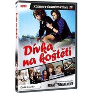 Dívka na koštěti - edice KLENOTY ČESKÉHO FILMU (remasterovaná verze) - DVD