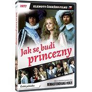 Jak se budí princezny - edice KLENOTY ČESKÉHO FILMU (remasterovaná verze) - DVD - Film na DVD