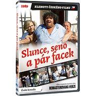 Slunce, seno a pár facek - edice KLENOTY ČESKÉHO FILMU (remasterovaná verze) - DVD - Film na DVD