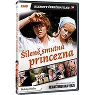 Film na DVD Šíleně smutná princezna - edice KLENOTY ČESKÉHO FILMU (remasterovaná verze) - DVD