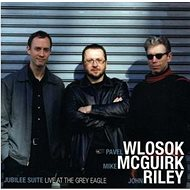 Wlosok, McGuirk, Riley: Jubilee Suite: Live at the Grey Eagle - CD - Hudební CD