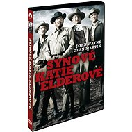 Synové Katie Elderové - DVD - Film na DVD