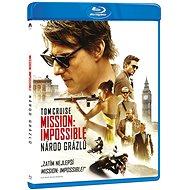 Mission: Impossible - Národ grázlů - Blu-ray