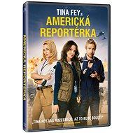 Americká reportérka - DVD - Film na DVD
