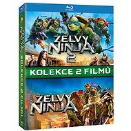 Ninja Turtles - Collection 1 + 2 (2BD) - Blu-ray - Blu-ray Movies