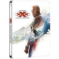 xXx: Návrat Xandera Cage 3D+2D - steelbook (2 disky) - Blu-ray