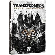 Transformers 2: Pomsta poražených (steelbook Edice 10 let) - DVD - Film na DVD