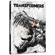 Transformers 4: Zánik (steelbook Edice 10 let) - DVD