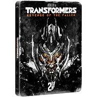 Transformers 2: Pomsta poražených (steelbook Edice 10 let) - Blu-ray - Film na Blu-ray
