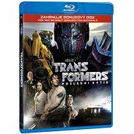 Transformers: Poslední rytíř (BD+bonus disk) - Blu-ray