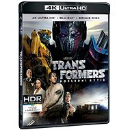 Transformers: The Last Knight (3 discs) - Blu-ray + 4K Ultra HD - Blu-ray Movies