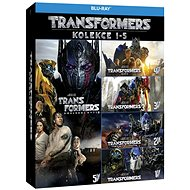 Transformers 1-5 (5BD) - Blu-ray - Film na Blu-ray