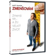 Zmenšování - DVD