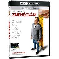 Zmenšování (2 disky) - Blu-ray + 4K Ultra HD - Film na Blu-ray
