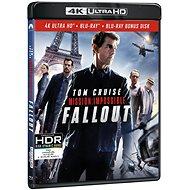 Mission: Impossible - Fallout (3 discs: UHD + BD + Bonus Disc) - Blu-ray + 4K Ultra HD - Blu-ray Movies