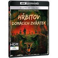 Hřbitov domácích zvířátek (2 disky) - Blu-ray + 4K Ultra HD - Film na Blu-ray