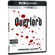 Overlord - 4K Ultra HD - Film na Blu-ray
