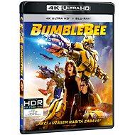 Bumblebee (2 disky) - Blu-ray + 4K Ultra HD