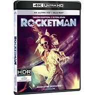 Rocketman (2 disky) - Blu-ray + 4K Ultra HD - Film na Blu-ray