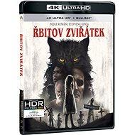 Řbitov zviřátek (2 disky) - Blu-ray + 4K Ultra HD - Film na Blu-ray