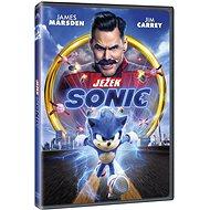 Ježek Sonic - DVD - Film na DVD