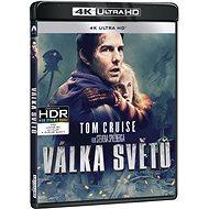 Válka světů (2 disky) - Blu-ray + 4K Ultra HD - Film na Blu-ray