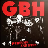 GBH: Perfume and Piss - LP - LP vinyl