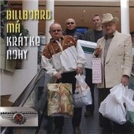 Litecký Jan Šveda: Bilboard má krátké nohy - CD - Hudební CD