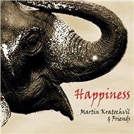 Kratochvíl Martin: Happiness (2x CD) - CD - Hudební CD
