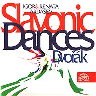 Ardaševovi Igor a Renata: Slavonic Dances/Slovanské tance - CD - Hudební CD