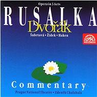 Orchestr Národního divadla, Chalabala Zdeněk: Rusalka (2x CD) - CD - Hudební CD