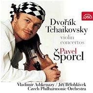 Šporcl Pavel, Česká filharmonie: Houslové koncerty - CD - Hudební CD