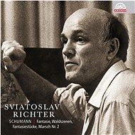 Richter Svjatoslav: Schumann: Fantazie, op. 17 , Lesní scény, Fantazijní kusy, Pochod g moll. Russia - Hudební CD