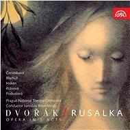 Orchestr Národního divadla, Krombholc Jaroslav: Rusalka (2x CD) - CD - Hudební CD