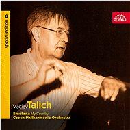 Česká filharmonie, Talich Václav: Má vlast - CD - Hudební CD