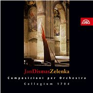 Collegium 1704: Orchestrální skladby - CD - Hudební CD