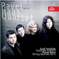 Pavel Haas Quartet: Smyčcové kvartety - CD - Hudební CD