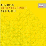 Gertler André: Skladby pro housle a orchestr, housle a klavír - komplet (4x CD) - CD - Hudební CD