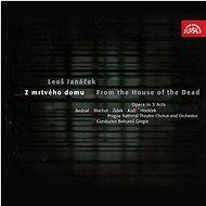 Orchestr Národního divadla v Praze, Gregor Bohumil: Z mrtvého domu. Opera o 3 dějstvích (2x CD) - CD - Hudební CD