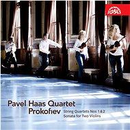 Pavel Haas Quartet: Prokofjev: Smyčcové kvartety č. 1 a 2, Sonáta pro dvoje housle - Hudební CD