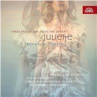 Česká filharmonie, Mackerras Charles: Suita z Julietty, Tři fragmenty z Julietty - CD - Hudební CD