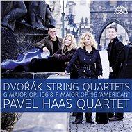 Pavel Haas Quartet: Dvořák: Smyčcové kvartety G dur, op. 106 a F dur, op. 96 (2x LP) - LP - LP vinyl