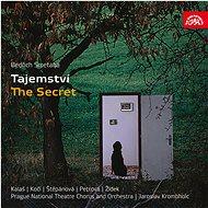 Orchestr Národního divadla, Krombholc Jaroslav: Tajemství. Komická opera o 3 dějstvích (2x CD) - CD - Hudební CD