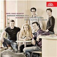 Pavel Haas Quartet, Ishizaka Danjulo: Smyčcový kvartet č. 14 d moll (2x CD) - CD - Hudební CD