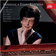 Růžičková Zuzana: Hommage a Zuzana Růžičková (2x CD) - CD - Hudební CD