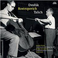 Rostropovič Mstislav, Česká filharmonie, Talich Václav: Dvořák: Koncert h moll pro violoncello a orc - LP vinyl
