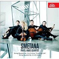 Pavel Haas Quartet: Smetana B.: Smyčcové kvartety č. 1 e moll & č. 2 d moll - LP - LP vinyl