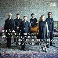 Pavel Haas Quartet: Dvořák: Kvintety (2x LP) - LP - LP vinyl