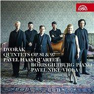 Pavel Haas Quartet, Giltburg Boris, Nikl Pavel: Kvintety - CD - Hudební CD