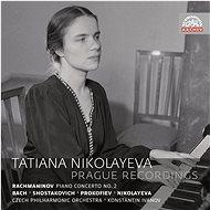Nikolajeva Taťjana: Pražské nahrávky 1951-1954 / Russian Masters (2x CD) - CD - Hudební CD